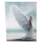 3554kaskimatti canvastaulu enkeli