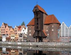 Suora lento Helsingistä tai Turusta ja hotelli Gdanskin kiehtovassa kaupungissa, 3 yötä, sis. suorat lennot, majoitus ja aamiainen