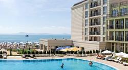 Lennot ja 7 vrk all inclusive hotelli Pomariessa Mustanmeren rannalla  sis. lentokenttäkuljetukset -   lähdöt  20.9 ja 27.9