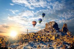 Lento ja hotelli - paketti Turkissa 29.11.-6.12. 2014 sis. lennot, kuljetukset, 4-5-tähden hotellimajoitus, 2 päivän Kappadokian retki ja paljon muuta!