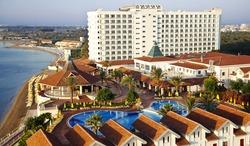 Lento ja 5 * all inclusive-majoitus Pohjois-Kyproksella viikoksi yhdelle, lähdöt helmi-huhtikuussa. Sis. lennot, lentokenttäkuljetukset, majoitus ja all inclusive-paketti.
