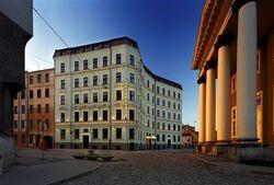 1 yön majoitus kahdelle kylpylähotellissa historiallisessa Riiassa. Sis. majoitus, aamiainen, kylpylä