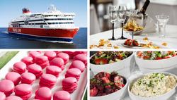 Helsinki - Tallinna päiväristeily Viking XPRSillä + lounas ja illallisbuffet - voimassa 31.12.2014 asti, myös viikonloppuisin! Sis. päiväristeily yhdelle.
