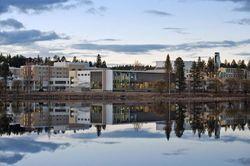 Lumi- ja kylpyläloma Kajaanissa kahdelle. Sis. yhden yön majoitus, aamiainen ja liput hotellin yhteydessä olevaan vesiliikuntakeskus Kaukaveteen. Voimassa huhtikuun loppuun asti!
