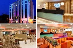 1 vrk  majoitus Holiday Inn Express Watford Hotel, Lontoo kahdelle sis. aamiainen. Pidennä lomaa ostamalla monta lahjakorttia.