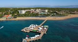 Turkin Riviera: Viikko 5 tähden hotellissa, lennot, kuljetukset, aamiainen ja kaupunkikierros. Voimassa 14.3.-21.3.2015.