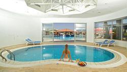Lento ja 4* hotelli Pohjois-Kyproksella viikoksi yhdelle. Sis. lennot, lentokenttäkuljetukset, majoitus, täysihoito ja käsimatkatavara. Lähdöt: 14.2., 21.2., 14.3., 21.3.2015