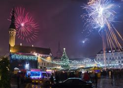 2 yön uudenvuodenpaketti Tallinnaan kahdelle! Sisältää 2 yön majoituksen St Olav-hotellissa, aamiaisen, gaalaillallisen 31.12. ja diskon.