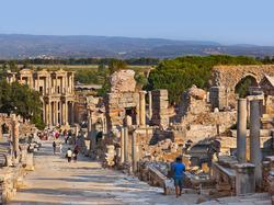 Länsi-Turkin kiertomatka. Lähtö 28.3.-4.4.2015, sis. lennot, 7 yön majoitus, kuljetukset, retket ja aktiviteetit sekä aamiainen