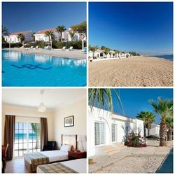 Lento ja lomavilla majoitus meren rannalla Pohjois-Kyproksella viikoksi yhdelle - lähdöt 26.4., 3.5., 3.6., 7.6., 10.6., 17.6., 24.6., 8.10., 12.10. ! Sis. lennot, lentokenttäkuljetukset, majoitus ja aamiainen.