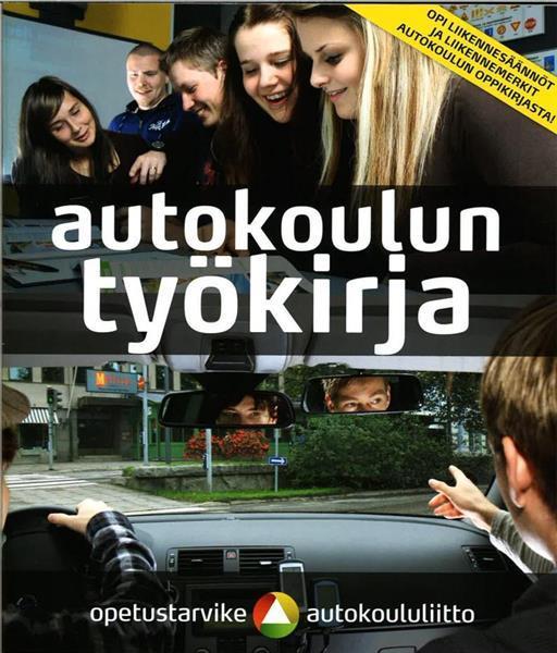 Autokoulun työkirja (uusi)