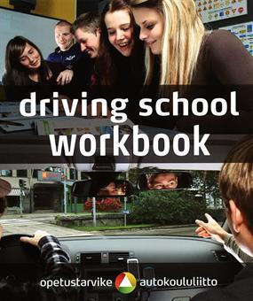 Driving school workbook