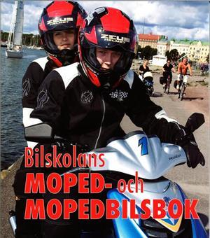 Moped- och mopedbilsbok +eAutokoulu