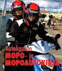 Mopo- ja mopoautokirja +eAutokoulu