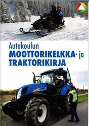 Moottorikelkka- ja traktorikirja +eAutokoulu