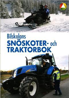 Snöskoter- och traktorbok +eAutokoulu