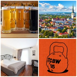 Käsityöläisolutfestivaali Tallinnassa 27.3-28.3: juo ja maista käsityöläisoluita vapaasti + 1 yön majoitus aamiaisella. Hinta kahdelle.