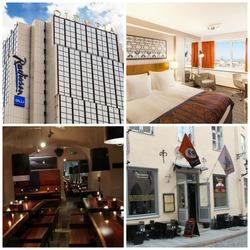 Tallinna, 1 vrk majoitus Radisson Blu hotellissa standard huoneessa ja kuuden oluen maistelumenu Tallinnan Brewery-ravintolassa kahdelle. Voimassa 1.4.-30.9.2015 asti!