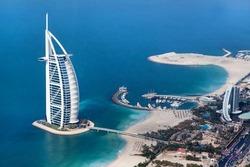 Lento ja hotelli 4 yöksi Dubaissa ja 3 yöksi Ras Al Khaimahissa yhdelle. Sis. lennot, lentokenttäkuljetukset, majoitus kahdessa hotellissa aamiaisineen, Dubain kaupunkikierros ja matkatavarat lennolla. Lähtö 8.4.2015.
