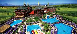 Lento ja 5* hotelli Turkissa viikoksi yhdelle 11-18.4.2015. Sis. lennot, ja all inclusive majoitus 5* hotellissa, Antalyan kaupunkikierros ja tervetulojuoma