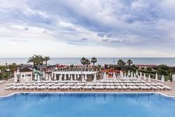 Lennot ja 7 yötä 5 tähden all inclusive-hotellissa Turkin   Belekissä . Sis. lennot, majoitus, all inclusive-paketti ja kaupunkikierros. Voimassa 25.4.-2.5.2015.