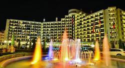 Lennot ja 4 * all inclusive-hotelli viikoksi Mustanmeren rannalla Bulgarian Sunny Beachillä, sisältää myös lentokenttäkuljetukset -  lähdöt: 19.9., 22.9., 26.9., 29.9., 3.10., 6.10.