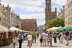 Suora lento Turusta ja hotelli Gdanskin kiehtovassa kaupungissa, 3 yötä, sis. suorat lennot, majoitus ja aamiainen