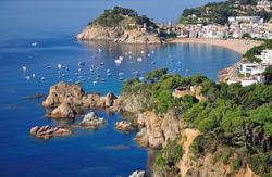 Lennot ja viikko Espanjan lämmössä Costa Bravalla  4* kylpylähotellissa puolihoidollla sis. vapaa pääsy kylpylään ja lentokenttäkuljetukset . Voimassa lähdöillä 28.8., 3.9., 11.10