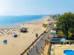Lennot ja 7 vrk Bulgarian Sunny Beachillä 4* hotellissa puolihoidolla, sisältää myös lentokenttäkuljetukset -  lähdöt elokuussa!